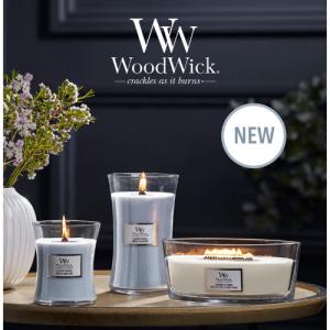 Découvrez de nouveaux parfums Woodwick